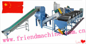PP/PE Film Crushing Washing Recycling Line for Plastic Film pictures & photos