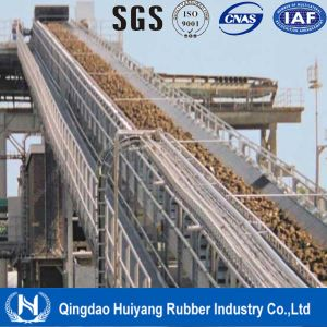 St1250 Heat-Resistant Conveyor Belt of Steel Cord pictures & photos