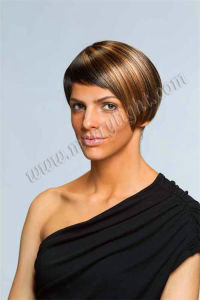 New Style Synthetic Hair Wig (WSCS0990 2-F23#)