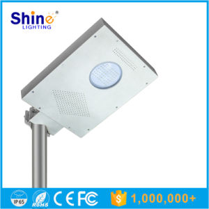8W All in One PIR Sensor Solar Street Light pictures & photos