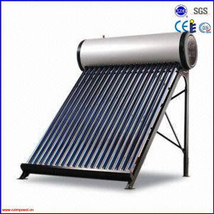 250L Compact Vacuum Tube Solar Water Heater pictures & photos