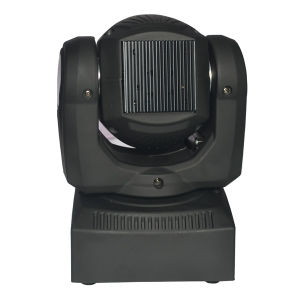 Ultra-Compact Mini LED Moving Head Spot Gobo Light pictures & photos