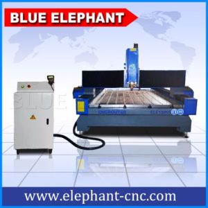 Ele-1325 High Quality Carving Stone CNC Router, 3D CNC Stone Cutting Machine China 1325 for Stone Sculpture pictures & photos
