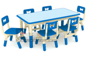 Adjustable Kids Tables and Chairs pictures & photos