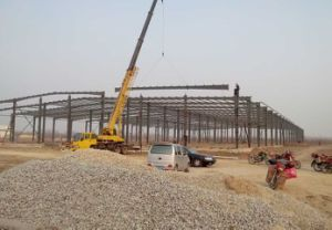 Competitive Price Prefabricated Steel Structure Warehouse (KXD-SSW01) pictures & photos