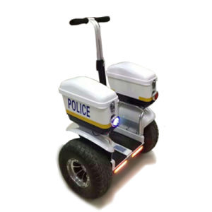 The off-Road Version of The Balance of The Car Police