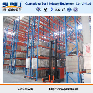 Selective Storage Warehouse Pallet Racking pictures & photos