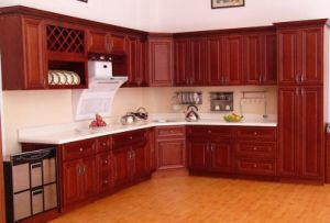 Kitchen Cabinet 2013 New Arrival (L Shape Kitchen) pictures & photos