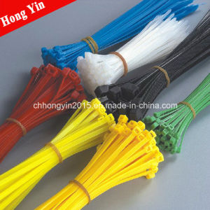China Various Colors Self-Locking Nylon 43/4 Inch Cable Ties pictures & photos