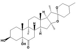 5-Alpha-Hydroxy-Laxogenin pictures & photos
