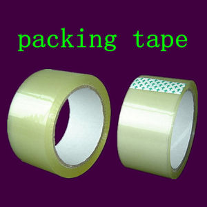 No Air Bubble Packing Tape(N-1) pictures & photos
