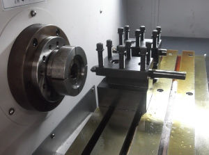 CNC Lathe with Linear Guide Rail (CAK630) pictures & photos