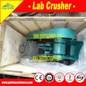 Small Jaw Crusher for Small Scale Mine, Mini Laboratary Jaw Crusher pictures & photos