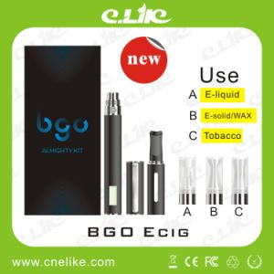2014 Newest Popular Selling Bgo Vaporizer Electronic Cigarette
