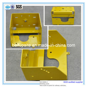Powder Coating Sheet Metal Fabrication CNC Cutting Parts pictures & photos