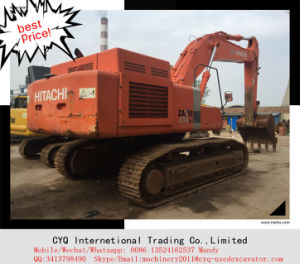 Secondhand Hitachi Zx470h-3 Large-Scale Excavator Excellent Work Condition pictures & photos