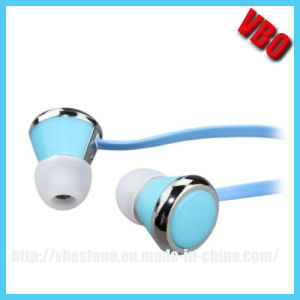 in Ear Earphones and Headphones Flat Cable pictures & photos
