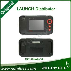 2015 Launch X431 Creader VII (CRP123) , Multi-Language Diagnostic Instrument Launch Creader VII+ pictures & photos