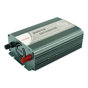 500W Power Inverter DC24V AC110/120V Converter (QW-P500) pictures & photos