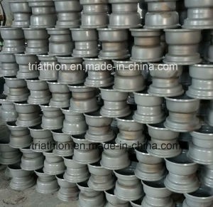 18X8.50-8 Solid Rubber Tire for Golf Cart & Trailer pictures & photos