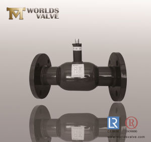 Welding Flanged End Ball Valve pictures & photos