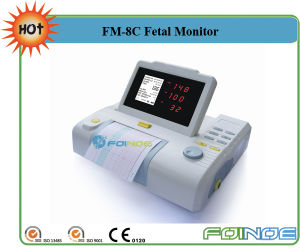 FM-8c CE Approved Medical Baby Fetal Monitor pictures & photos