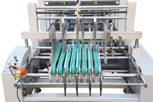 Xcs-1100AC Efficiency Folder Gluer for Paper Box pictures & photos