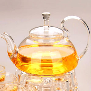 600ml Tea Pot with Stainless Steel Filter pictures & photos