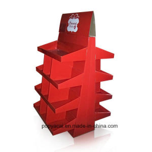 Presents Retail Promotion Display Units/ Fsdu/Corrugated Floor Stands pictures & photos
