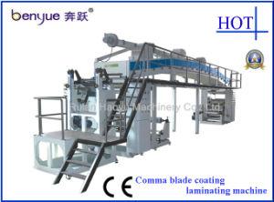 Comma Blade Coating Laminating Machine (TB-F650)