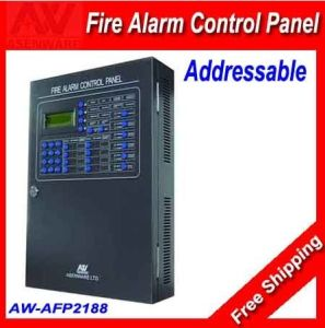 Hot Sale Asenware Manufacturer Addressable Fire Alarm Control Panel pictures & photos
