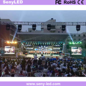Full Color Video Panel Rental LED Display for Outside Stage (P3.91, P4.81, P5.95, P6.25) pictures & photos
