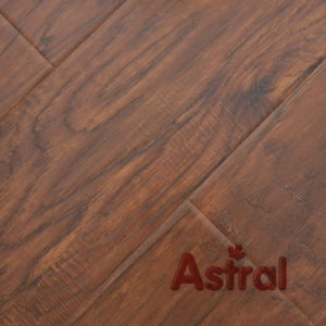 Registered Real Wood Texture (Great U Groove) Laminate Flooring (AY7015) pictures & photos