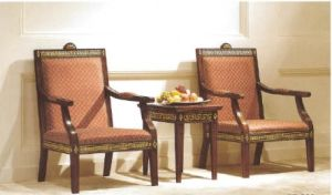 Hotel Chair/Solid Wood Frame Chair/Dining Chair/Restaurant Chair/Restaurant Furniture (GLH-116) pictures & photos