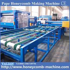 Full Automatic Paper Honeycomb Cardboard Sheet Making Machine