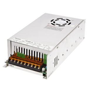 HS-600 Single Output Switching Power Supply 600W 12VDC/24VDC/36VDC/48VDC pictures & photos