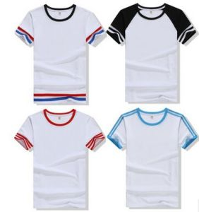 Custom Fashionable Boy or Girl T Shirt in Various Designs, Colors, Materials and Sizes pictures & photos