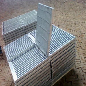 Galvanized Steel Bar Grating for Antiskid pictures & photos