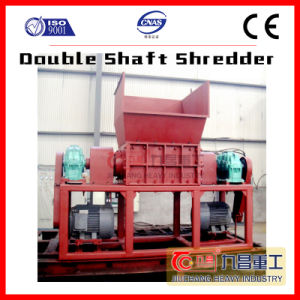 China Best Tire Shredder with Double Shaft pictures & photos