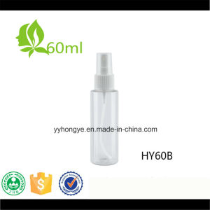 60, Ml Clean Plastic Bottle with Mist Spray pictures & photos