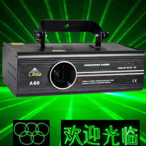 60mw Green Animation Laser Light for Disco and Club (A60)