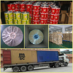 Packaging Plastic Film Roll pictures & photos