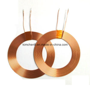 Qi Wireless Charger Coil (55*84.5*83uh) pictures & photos