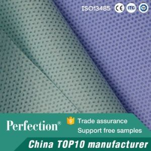 80cm*80cm Eo/Steam Medical Packaging Sterilization Non Woven Fabric pictures & photos