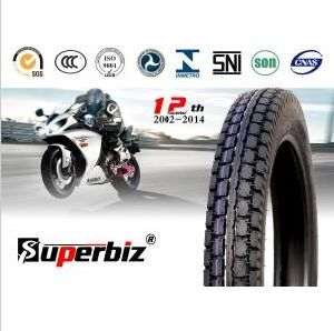 High Quality Motorcycle Tyre (3.75-19) for Motorcycle pictures & photos