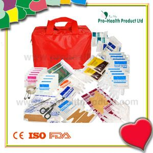 Deluxe Family Travel First Aid Kit pictures & photos