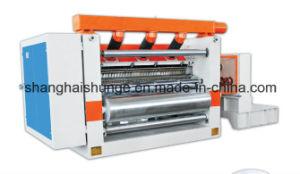Fingerless Type Corrugated Single Facer Machine