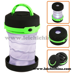 Wholesale Folding LED Camping Lantern pictures & photos