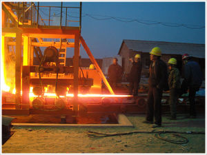Assembled Integrated Continuous Casting Machine CCM pictures & photos