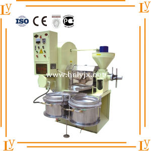 Automatic Commercial Sunflower Olive Coconut Peanut Screw Oil Press Machine pictures & photos